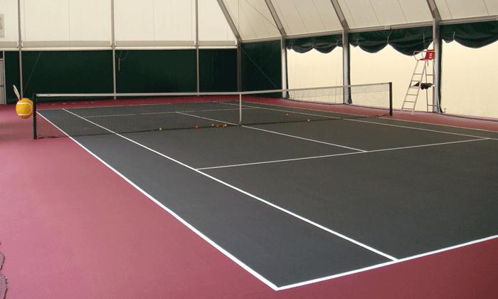 vinyl lantai lapangan olahraga