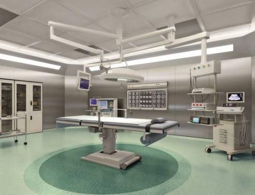 Hospital Vinyl Flooring