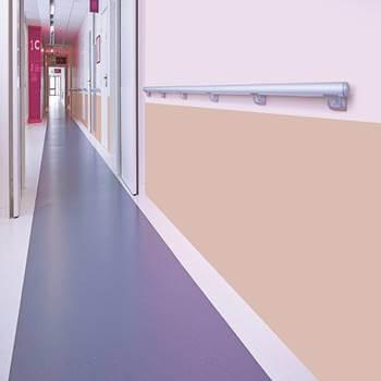 Vinyl dinding kamar operasi